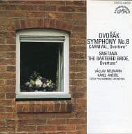 "Wenceslas Neumann conducts Karel Anchel conducts Czech Philharmonic Orchestra / Dvorak: Symphony No.8 in G major, ""British"" Op.88"