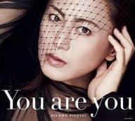 冰川清志/You are you[带DVD初次完全限定特别盘A]