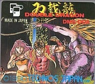 (without box&manual) DOUBLE DRAGON