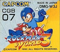 (without box&manual) Mega Man III