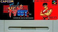 (without box&manual) Final Fight GUY