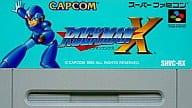 (without box&manual) MEGA MAN X