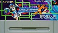 (without box&manual) MEGA MAN X2 (ACG)
