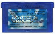 (without box&manual) Pokémon Sapphire