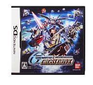 (without box&manual) SD Gundam G-GENERATION CROSS DRIVE