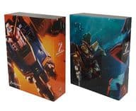 Mobile Suit Zeta Z Gundam Memorial Box with Storage Case Initial Version All 2 Box Set