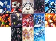 Mobile Suit Gundam AGE Luxury Edition (First Press Limited Edition) All 13 Volume Set