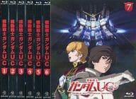 Mobile Suit Gundam UC Normal Edition Total 7 Volume Set