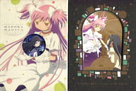 PUELLA MAGI MADOKA MAGICA : Fully Produced Limited Edition Front & Back + New Edition Set (All Aniplex Volumes with Storage Box)