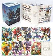 Gundam G's Reconfigure Special Edition Limited Edition with BOX All 9 volumes set