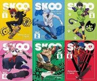 SK ∞ SK-EIGHT Limited Edition 6 Volume Set (with Storage Box for All Volumes)