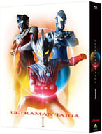 超人力霸王泰加森林 Blu-ray BOX I