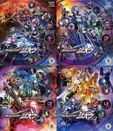 假麵騎士地黃Blu-ray COLLECTION初版附BOX全4卷SET