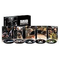 Men In Black Trilogy Blu-ray Box