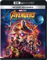 Avengers / Infinity War 4K UHD MovieNEX [4K ULTRA HD]