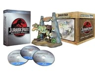 Jurassic Park Ultimate trilogy Collector's Set with T-REX Figure [Amazon.co.jp only]