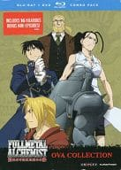 FULLMETAL ALCHEMIST:BROTHERHOOD OVA COLLECTION BD+DVD COMBO PACK[進口碟 ]