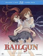 A CERTAIN SCIENTIFIC RAILGUN SEASON ONE BD + DVD COMBO PACK [Import Edition]