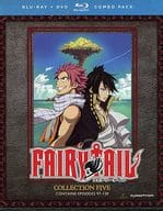 FAIRYTAIL COLLECTION FIVE CONTAINS EPISODES 97-120 BLU-RAY + DVD COMBO PACK [import edition]