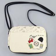 Edogawa Conan & Shuichi Akai Shoulder Bag 「 Detective Conan Limited to 」 Universal Studios Japan