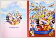 Collective postcard file 「 Disney 」 Tokyo Disney Resort only