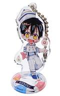 Hanako-kun (Mouth Opening) 「 Toilet-Bound Hanako-kun Trading Acrylic Stand Key Holder (Marine) 」