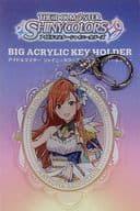 "Arisugawa Natsuha Sunset Sky Passage ver. Deca Acrylic Key Chain ""The Idolmaster Shiny Colors"""