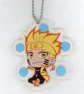 Uzumaki Uzumaki Naruto Uzumaki Rokudo Sennin Mode Acrylic Swing 「 Gashapon KUJI NARUTO - Uzumaki Naruto Uzumaki - Shippuden NARUTO Assortment 2 」 R-1 Award Premium Bandai Only
