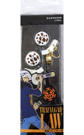 Stainless earphones for Trafalgar Low electronics 「 ONE PIECE 」 Universal Studios Japan only