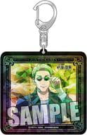 "Shitsumi Kento Hologram Acrylic Key Holder ""Odekake ver. 「 Sorcery Fight 」"""