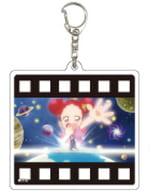 Doremi Harukaze & Kawayatsu Reika 「 looking for witches apprentices Acrylic Key Holder 01 」