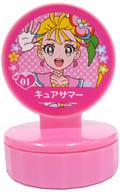 01. Cure Summer 「 Tropical ~ Ju! Pretty Cure Pretty Stamp 」