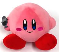 卡比毛絨玩偶藍牙音箱「星之卡比」