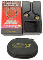 [Missing Silicon Chip] Logo Design Inner Ear Headphone SE-CH9T ML! 「 idol Master Million Live! 」