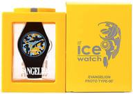 No. 0 (Rei Ayanami) Watch 「 Evangelion x ICE-WATCH 」