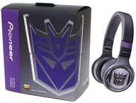 [Damaged Product] DECEPTICON (Destron) Ver. SE-MX8-K High Resolution Compatible Headphone 「 Transformer 」