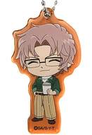 Subaru Okiya 「 Detective Conan Cafe 2021 in BOX cafe Acrylic Key Holder (Mini Character) 」