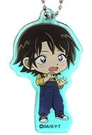 Shukichi Haneda 「 Detective Conan Cafe 2021 in BOX cafe Acrylic Key Holder (Mini Character) 」