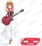 中野五月(吉他演奏ver.)新插畫BIG壓剋力立牌「五等分的新娘∬」
