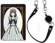 Miko Iino (maid & & Butler ver.) 1 Pocket Pass Case 「 Kaguya-sama wa Kokurasetai? ~ Genius's Love Battle ~ 」