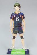 """YAMAGUCHI Chu Ani-Art 4 th BIG acrylic stand """"Haikyu! TO THE TOP"""""""