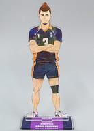 Toho Asahi Ani-Art 4 th BIG Acrylic Stand 「 Haikyu! TO THE TOP 」