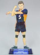 "TANAKA Ryunosuke Ani-Art 4 th BIG acrylic stand ""Haikyu! TO THE TOP"""