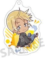 Amuro Tooru 「 Detective Conan Trading Acrylic Key Holder Pyon Character 」