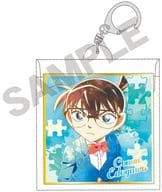 Conan Edogawa Shikishi Key Holder 「 Detective Conan 」