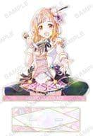 Shino Sakuragi Ani-Art Hologram Big Acrylic Stand 「 idol Master Shiny Colors 」