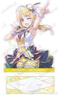 Hachimiya Meguru Ani-Art Hologram Big Acrylic Stand 「 idol Master Shiny Colors 」