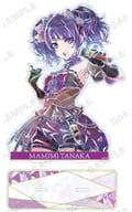 Ma Tanaka Bibi Ani-Art Hologram Big Acrylic Stand 「 idol Master Shiny Colors 」