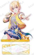 Nishijo Juri Ani-Art Hologram Big Acrylic Stand 「 idol Master Shiny Colors 」