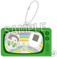 Shigaike Teru Shaka Shaka Acrylic Key Holder 「 Ura Michio Niisan 」